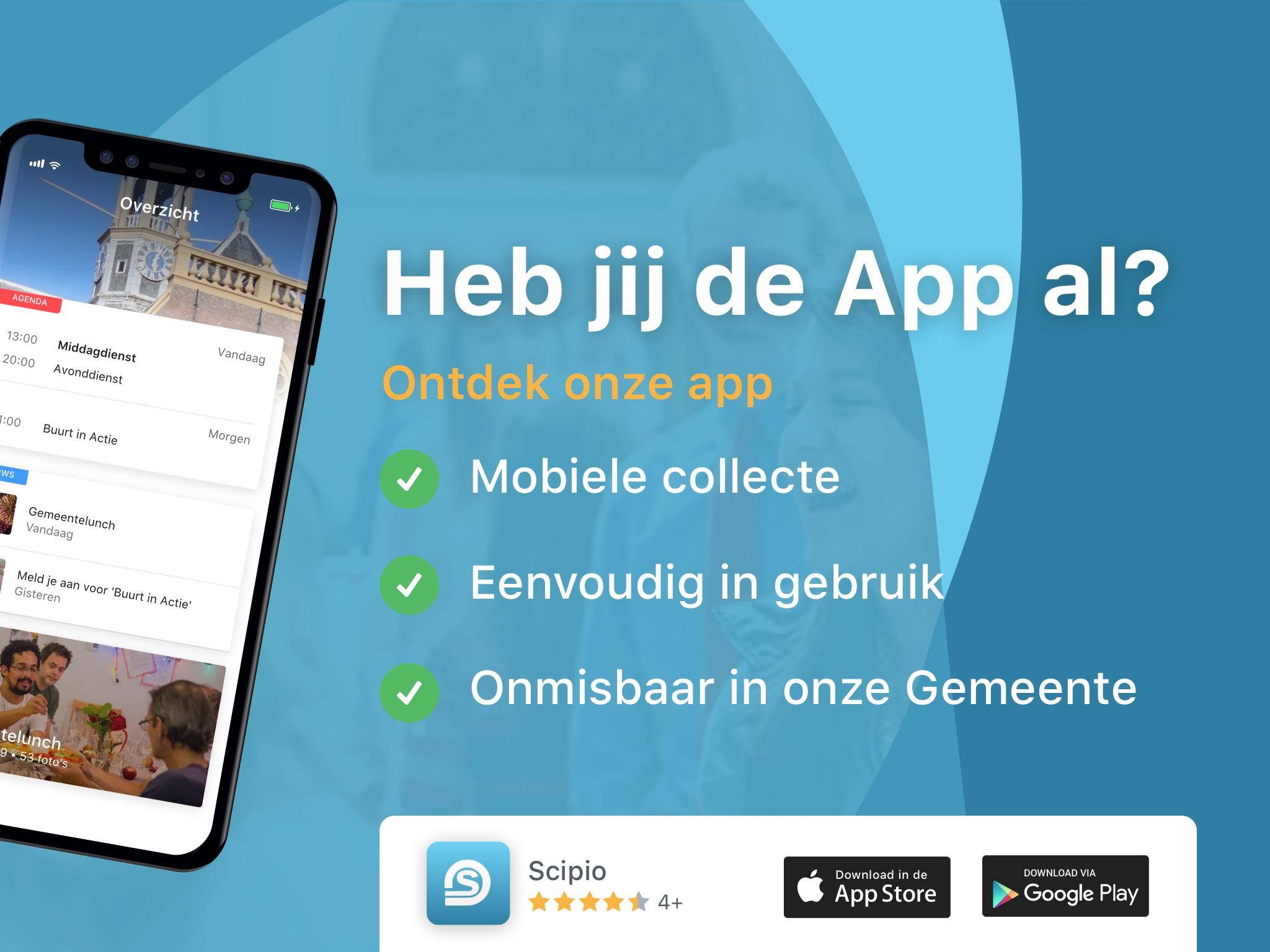 Scipio App